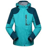 2014 Brand lady women Spring outdoor Jacket climbing hiking camping jackets female outdoors sports coat waterproof  jacket #1401
