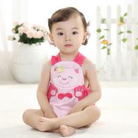 Designer High Quality Cotton cartoon baby boy / girl Bodysuit One-piece jumpsuits 5 designs Retail Drop shipping