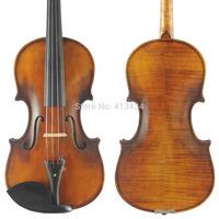 Copy Antonius Stradivarius 1716 Concert 4/4 Violin Antiqued Oil Varnish #7070
