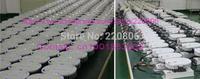 Free shipping 4500K 60watt led shoebox/gas station/wall pack/high bay retrofit kits UL CUL certified 5 years warranty