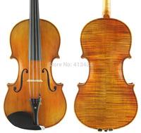 Antique Oil Varnish Old spruce Copy Stradivari 15' Viola #7060 Professional level