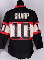 Chicago #10 Patrick Sharp Jersey,Ice Hockey Jersey,Winter Classic Jersey,Top quality,Embroidery logos,Authentic Jersey