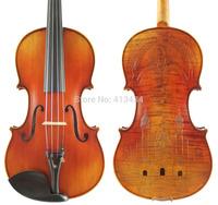 """Stradivari Luxury Royal Castle Carved Back 15"""" Viola #6298 Old spruce"""