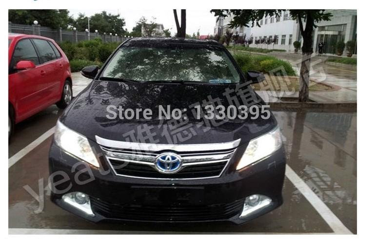 Дневные ходовые огни YEATS DRL Toyota Camry Emark TS16949 ISO9001 6500K 5/2 toyota camry