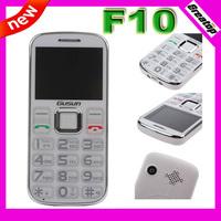 100% original GUSUN Senior phone F10 Dual Sim big battery big key loud speaker phone for old man gift SG post Free shipping