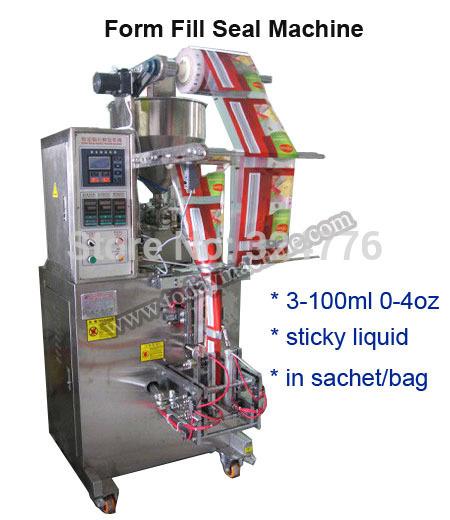 Automatic Liquid paste Packing Machine(China (Mainland))