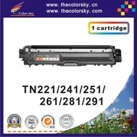 (CS-TN221) toner laser cartridge for Brother HL-3150CDN HL-3150CDW HL3150 3150 HL 3150CDN 3150CDW 50CDN 50CDW 50 2.5k/1.4k FedEX