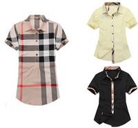 Super Grade 2014 Brand Burb Women's t Shirt Brief 3 Style Short Sleeve blusas femininas Ladies' Blouses England Clothes