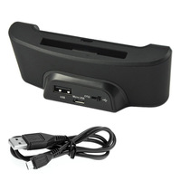 100% High Quality USB Multi-function Dock Station Charger Holder for LG GPro 2 F350