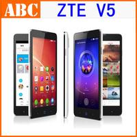 "Original ZTE V5 Nubia Red Bull mobile Phone MSM8926 WCDMA Quad Core Android 4.2 5"" TFT HD 1280x720 4GB ROM 13MP Camera OTG GPS"
