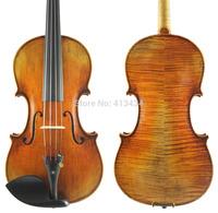 Ch.J.B Collion-Mezin Copy French violin, Master Level ,Professional handmade antique Violin,Austrian Spruce wood,