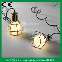 Factory price 31-40w High Bay Lights E27 Warehouse Pendant Lights Gas Station Canopy Pendant Lights
