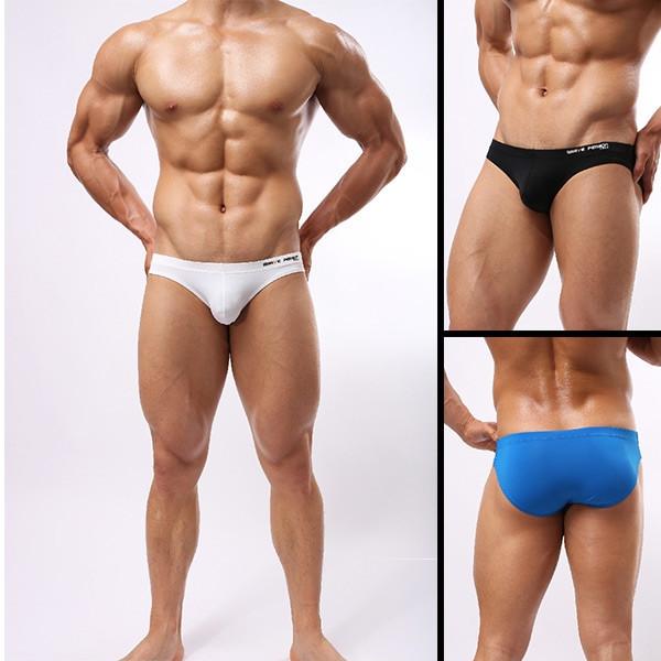 Stylish Men s Sexy Swim Briefs Swimwear Swimsuit Beachwear Shorts Underwear