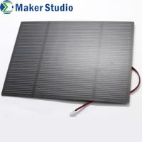 2.5W Solar Panel 116X160 diy  free shipping