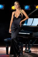 Black Intense Long Gown