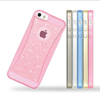 10Pcs New Style Ultra Thin Crystal Clear TPU  Cover case  for Apple iPhone 4 4g 4S Transparent Case for iPhone4 iPhone4s
