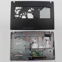 Plamrest Upper Case Touchpad Fingerprint Power Button For Lenovo IdeaPad G770  AM0H40001001