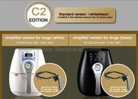 High Quality Mini 3D Sublimation Vacuum Heat Press Machine Heat Transfer Machine For Mugs Printing ST-1520 C2 Version