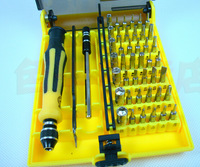 1set Free Shipping High Quality 45in1 Torx Precision Screw Driver Cell Phone Repair Tool Set Tweezers Mobile Kit