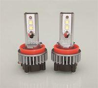 Free shipping new hot selling  H1 H7 H3 H11 H9 880 LED headlamp LED auto lgiht CREE car led work light