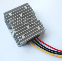 DC DC converter 48V to 12V 15A max  180Wmax waterproof for Electric car