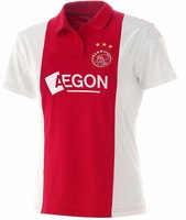 AJAX  home 14-15 new season  thai  top quality and patch soccer jerseys free shipping shirts ane print free