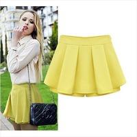 2014 brief summer mini skirt