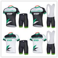 COOL! New Style 2015 Cheji Speed Cycling Jersey/Cycling Wear/Cycling Clothing/Maillot+short bib suit-Castelli-3B  Free Shipping