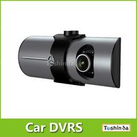 Free shipping 2014 NEW X3000 Full HD H.264 HDMI 1920*1080P GPS car camera 140 G-sensor IR LED Night Vision Car DVR