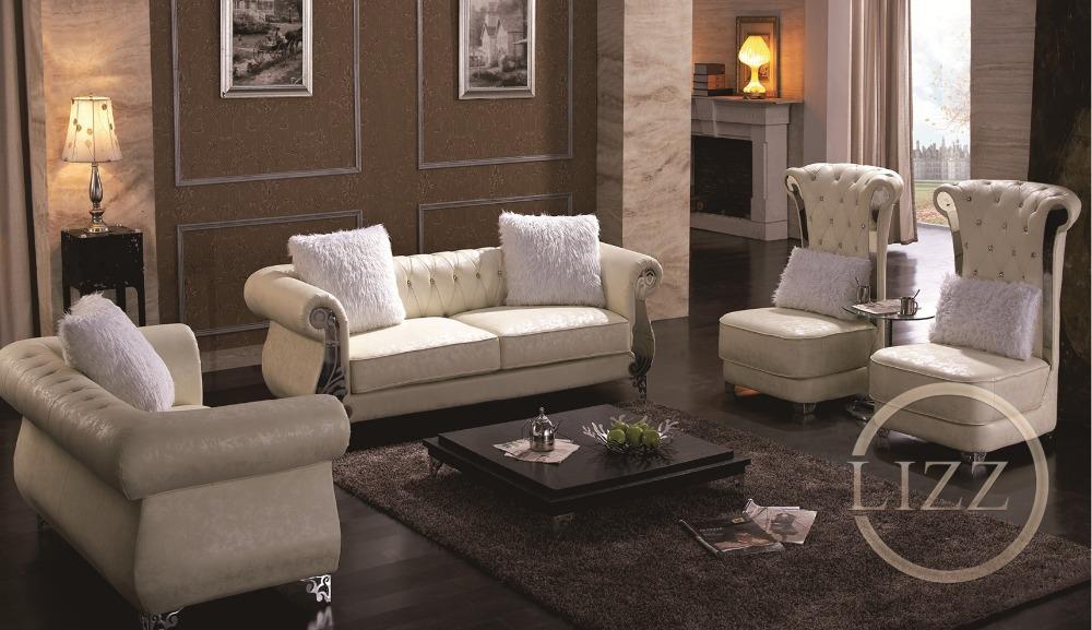 Europe Style Leather Sofa Sets L.BZ3082#(China (Mainland))