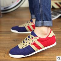2014 autumn leisure sports shoes men's fashion color matching han edition men's singles shoes sneakers CL2299