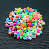 Mini hama beads 10 bags/lot 500pcs/bag 38 colors available 100% quality guarantee perler beads activity artkal fuse beads