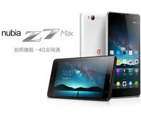 5.5 inch ZTE Nubia Z7 Max 2GB Ram 32GB Rom 4G LTE Phone Snapdragon 801 Quad Core 2.5GHz 1920x1080 FHD OTG WCDMA 13MP Android 4.4