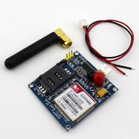 New SIM900 MINI Wireless Data Transmission Module GSM GPRS Board Kit w/Antenna
