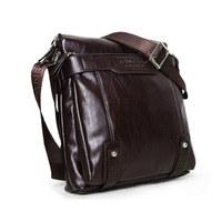 Men Messenger Bags Genuine Leather Shoulder Bag Fashion Business Crossbody Bags Men Bag BL0371