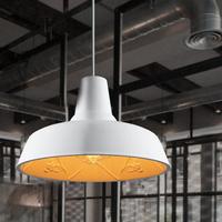 Simple luxury creative restaurant  Pendant Lights Home lighting Vintage Skygarden Industrial Gypsum  Fixtures Lighting