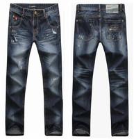 designer men jeans fashion brand straight denim mens jean for men casual summer pants