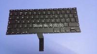 "New Oriignal UK layout Keyboard For Macbook Air 13"" A1369 2011 A1466 UK keyboard"