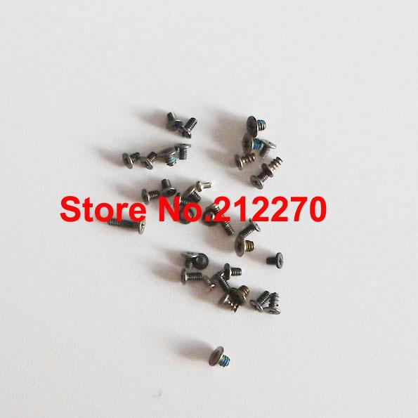 100set/lot Original New Full Set Screws For iPad 2 3 4 Replacement Screws Wholesale Free Shipping