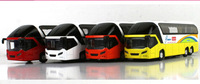 New brand passage & school& bus car model scale 1:43 ABS ALLOY   doors can be opened  MODEL car toy