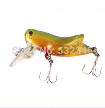 Приманка для рыбалки 4.5 4g , Pesca Bait (Insects grasshopper)