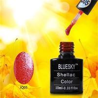Fantastic Valuable Bluesky Soak Off Gel Polish for Ladies Promotioal Precious Nail Varnish 10ML Volume Hot Sale 049-JQ
