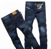 summer brand men jeans fashion straight designer denim jeans for men pants