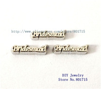 wholesales 10pcs Bridesmaid FC267 floating charms for living memory locket as mom Dad friend grandma gift