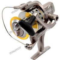High Quality YOLO TFB-6000 6000RMP Metal Long Cast Spool Spinning Reel 3BB Ball Bearing Ration 5.1:1 Fishing Reel