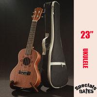 """IUKU uk-24  NEW  23""""  Billy ukulele wood color guitar free shipping"""