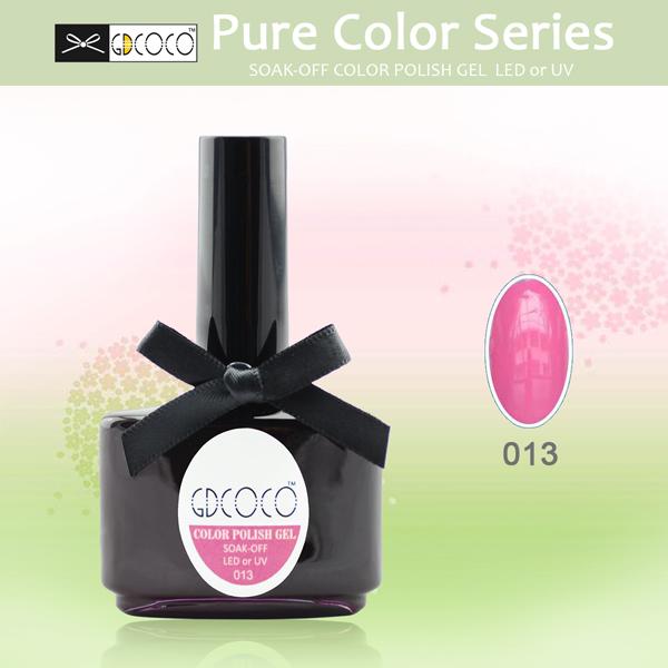 Hot sale GDCOCO new nail gel color 14ml 10/pcs set gel polish uv led lamp smart gel wholesale free shipping#30127-013(China (Mainland))