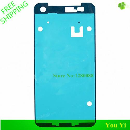 HK Бесплатная доставка 5 шт./лот Оригинальная Передняя Рамка Клей Стикер для HTC Butterfly X920d htc butterfly x920d с поддержкой карты памяти в твери