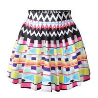 2014 summer hot selling pleated skirt fashion designer women skirt free shipping