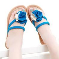 2014 New Fashion Brand Beach Summer Shoes Casual  Women Shoes Flip Flops Flat Sandals Sapatos Femininos